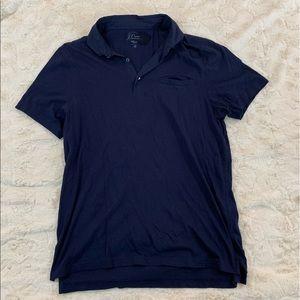 J .Crew | Pima Cotton | Polo T Shirt